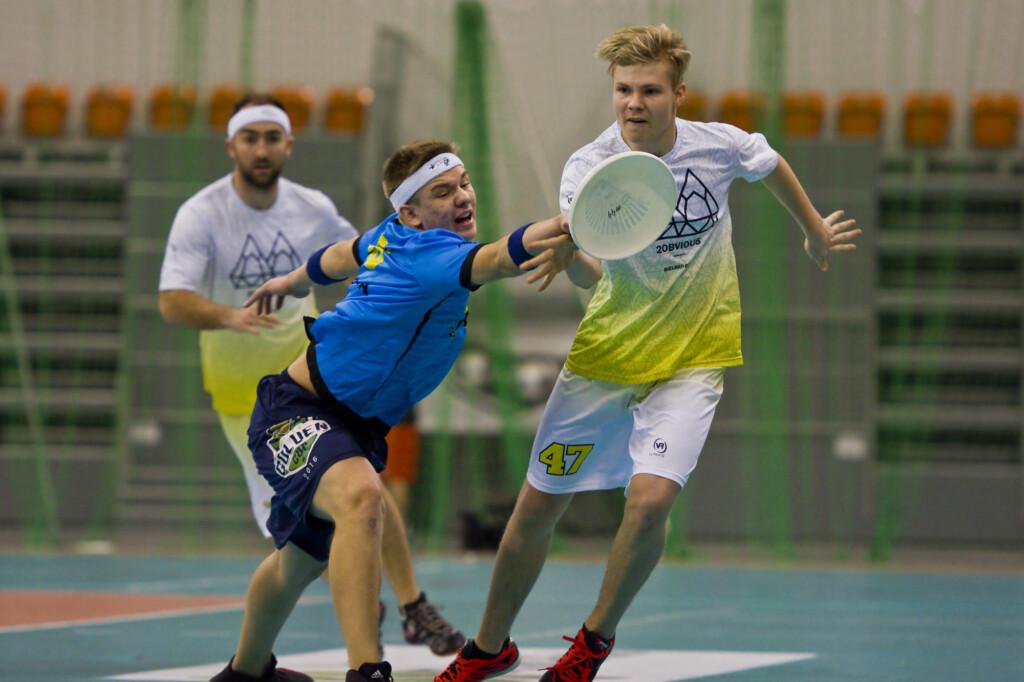 kwalifikacje ultimate frisbee hala