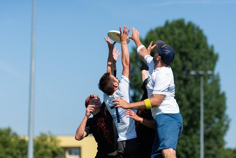 Mistrzostwa Polski ultimate frisbee open women