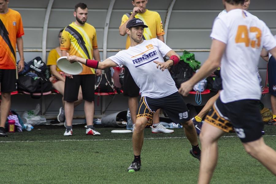 Mistrzostwa Polski ultimate frisbee łódź organizatorem